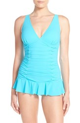 Gottex Women's Profile By V Neck Swim Dress
