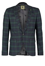 Noose And Monkey Ginsberg Suit Green Dark Green