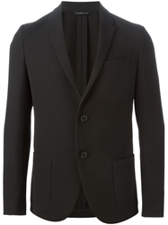 Fendi Embossed Blazer