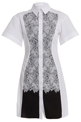 Peter Pilotto Lk3 Cate Ss Shirt Lace Drs