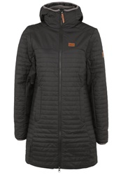 Jack Wolfskin Clarenville Winter Coat Black