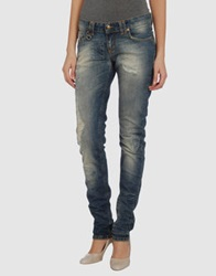 Bad Spirit Denim Pants Blue