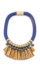 Holst Lee Fringe Necklace Kona Beach