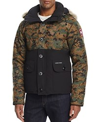 Canada Goose Woodland Down Parka 100 Bloomingdale's Exclusive Camo