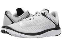 Nike Fs Lite Run 4 Pure Platinum Metallic Silver Black White Men's Running Shoes