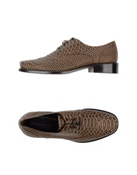 Dibrera By Paolo Zanoli Lace Up Shoes