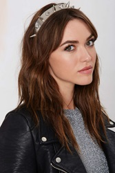 Nasty Gal Luv Aj Crown Headband