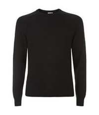 Saint Laurent Cashmere Jumper Black