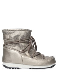 Moon Boot Mb We Low Dance Mesh And Glitter Boots