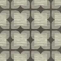 Orla Kiely Flower Tile Wallpaper 110420