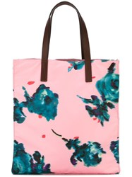 Marc Jacobs 'B.Y.O.T.' Tote Pink And Purple