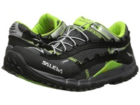 Salewa Speed Ascent Gtx Carbon Emerald Women's Shoes Black