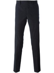 Incotex Slim Tailored Trousers Grey