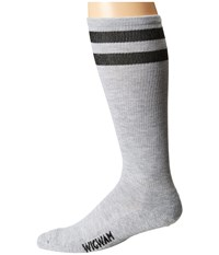 Wigwam Courtside Single Pack Black Crew Cut Socks Shoes