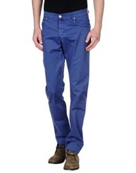 Marco Pescarolo Casual Pants Dark Blue