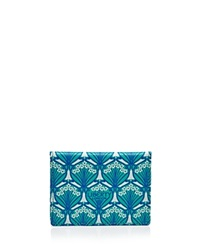 Liberty London Liberty Of London Travel Card Case Green
