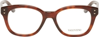 Valentino Brown Tortoiseshell V2669 Optical Glasses