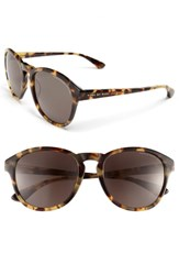 Men's Marc By Marc Jacobs 54Mm Oval Sunglasses Brown