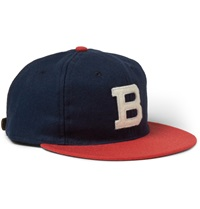 Brooklyn Bushwicks 1949 Wool Broadcloth Baseball Cap Blue