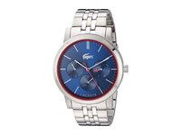 Lacoste 2010878 Metro Stainless Steel Watches Silver