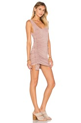 Riller And Fount Koby Dress Mauve