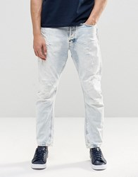 G Star Jeans Type C 3D Light Aged Blue