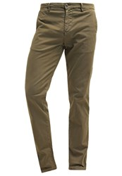7 For All Mankind Chinos Army Khaki