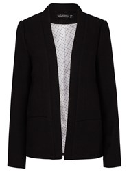 Sugarhill Boutique Spring Blazer Black