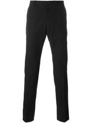 Dolce And Gabbana Classic Chinos Black