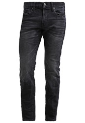 Esprit Straight Leg Jeans Blue Dark Wash Dark Blue