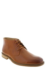 Deer Stags 'Seattle' Leather Chukka Boot Men Luggage