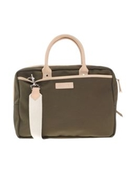 Hardy Amies Handbags Dark Green