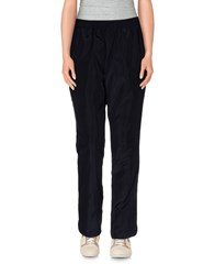 Max And Co. Trousers Casual Trousers Women Dark Blue