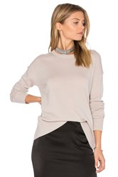 Vince Boxy Pullover Gray