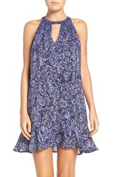 Chelsea 28 Women's Chelsea28 Print Fit And Flare Dress