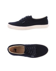 Pointer Low Tops And Trainers Dark Blue