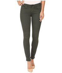 Paige Verdugo Ankle In Army Army Women's Jeans Green