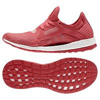 Adidas Pureboost X Women's Running Shoes Red Pink