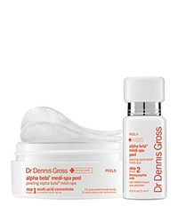 Dr. Dennis Gross Skincare Alpha Beta Medi Spa Peel No Color