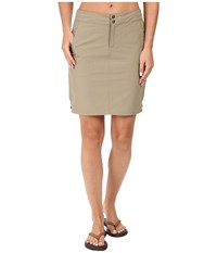 Mountain Hardwear Yuma Skirt Khaki Women's Skirt