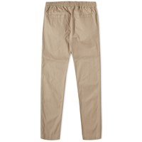 Folk Drawcord Trouser Brown