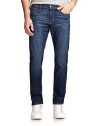 Frame L'homme Slim Fit Jeans Dark Blue