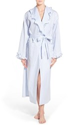 Women's Eileen West Ruffled Sateen Ballet Robe