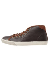 Your Turn Hightop Trainers Brown