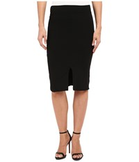 Lna Harley Slit Skirt Black Women's Skirt