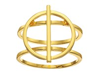 Gorjana Anya Circle Ring Gold Ring