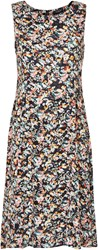 Soaked In Luxury Floral Dress Multi Coloured