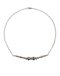 Dominic Jones Necklaces Steel Grey