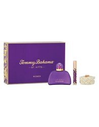 Tommy Bahama St. Kitts Women Eau De Parfum Three Piece Set No Color
