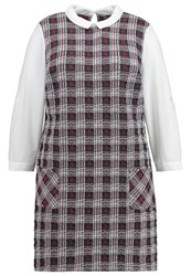 Dorothy Perkins Curve Summer Dress Red Multicoloured